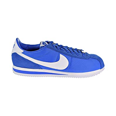 nike cortez men blue