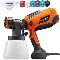 $39 » REXBETI 700 Watt High Power Paint Sprayer, 1000ml/min Hvlp Home Electric Spray Gun…