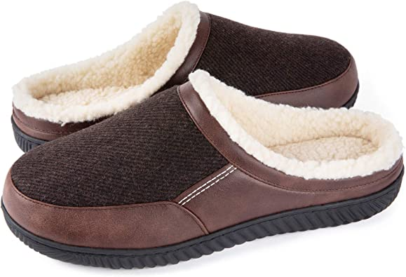 House Slippers Anti-Skid Rubber Sole