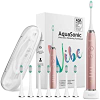 Deals on AquaSonic Vibe Series Rechargeable Electric Toothbrush