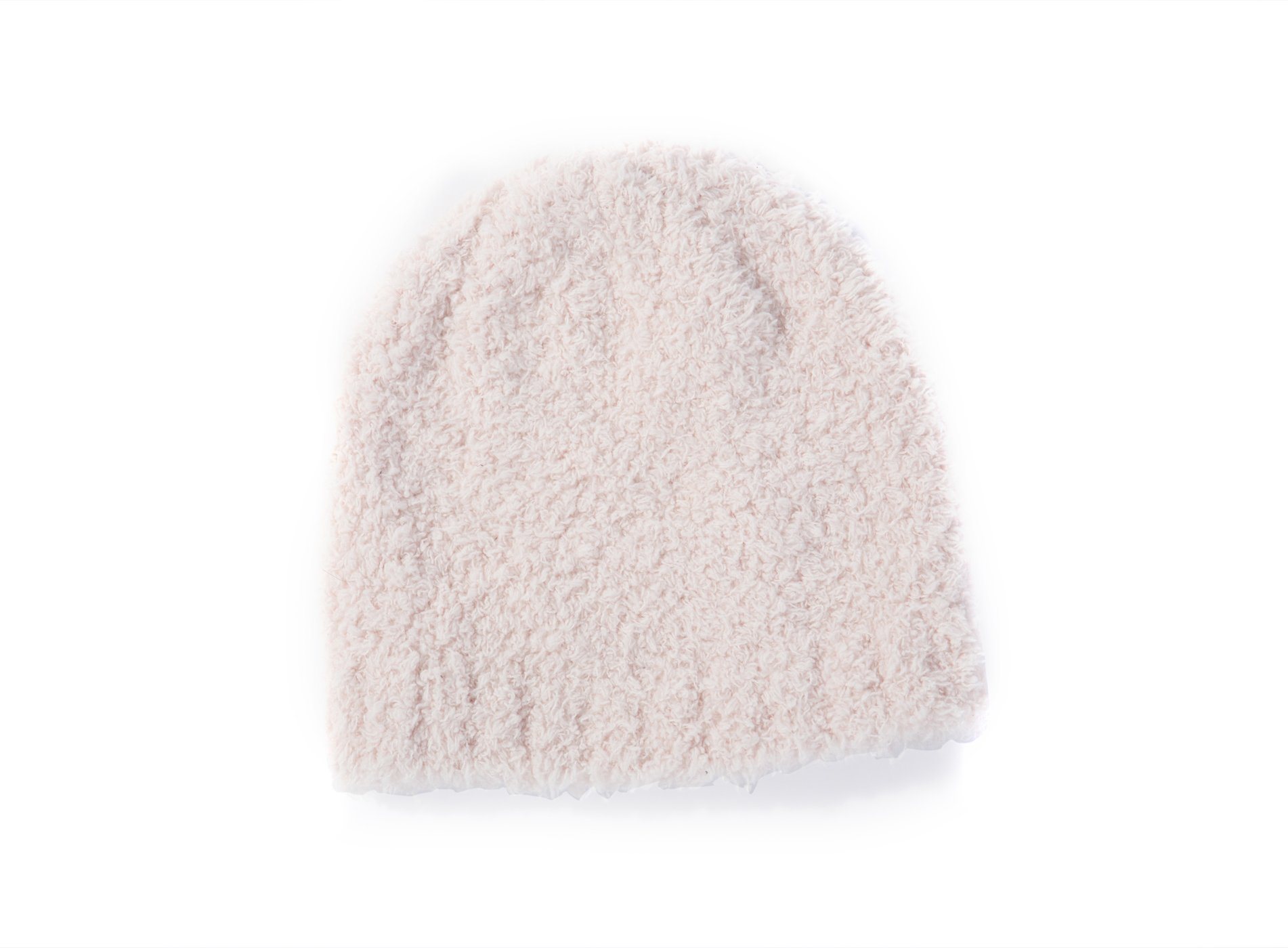 BAREFOOT DREAM CozyChic Toddler Beanie (2T-3T, Pink) by BAREFOOT DREAM