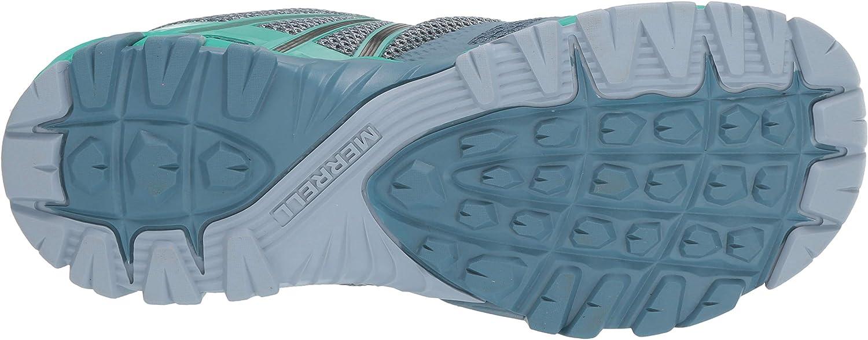 Merrell Women's Mqm Flex GTX 39S Leisure and Hiking Shoes Bluestone