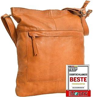 62f837b96b7ae Handtasche Damen Leder - Gusti Ledertasche