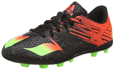 new style 3afd7 28be0 adidas 15.4 Flexible Ground, Boys Football Boots, Multicolor (Core  BlackSolar
