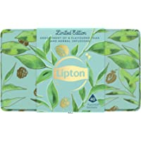 Lipton Thee Limited Edition - 40 zakjes en Tinnen Blik - Cadeauverpakking