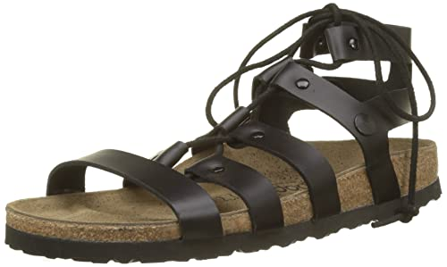 490b7a74bfd Birkenstock Women s Cleo Gladiator Sandals  Amazon.co.uk  Shoes   Bags
