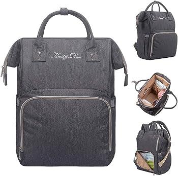 Knit & Love Diaper Bag Backpack
