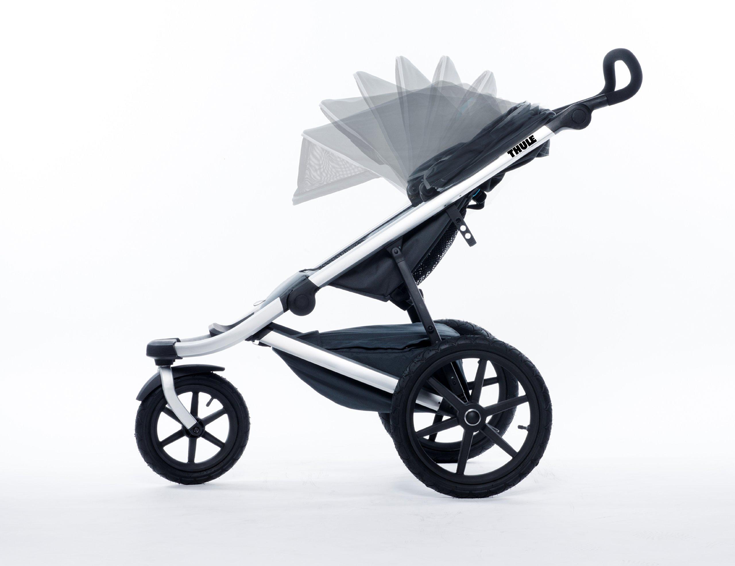 Thule Urban Glide - Jogging Stroller- Dark Shadow by Thule (Image #4)