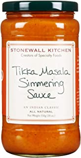 product image for Stonewall Kitchen Tikka Masala Simmering Sauce, 18 Ounces