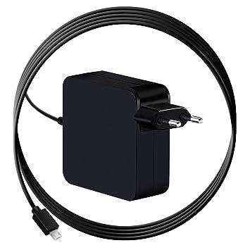 Cargador portátil para Asus E200HA E200HA-FD0079TS E200HA-FD0080TS FD0081TS F205TA E202SA E205SA L202SA X205 X205T X205TA X206HA E202SA-FD0076T ...