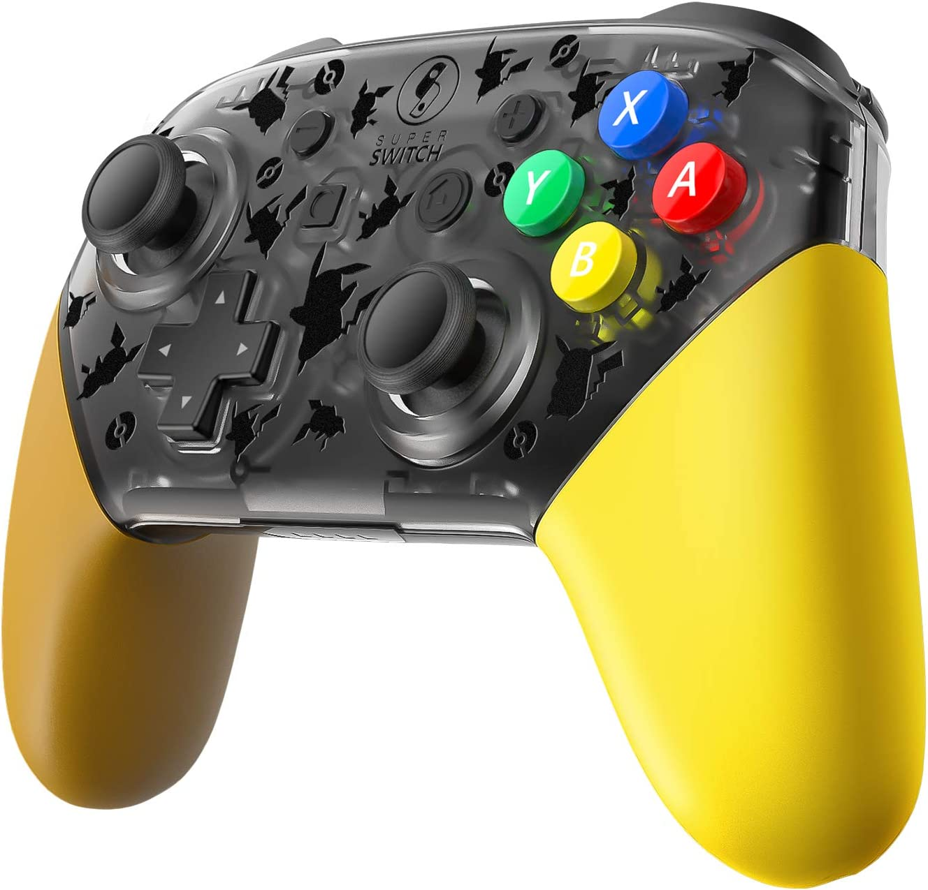 Amazon Com Replacement Shell For Nintendo Switch Pro Controller