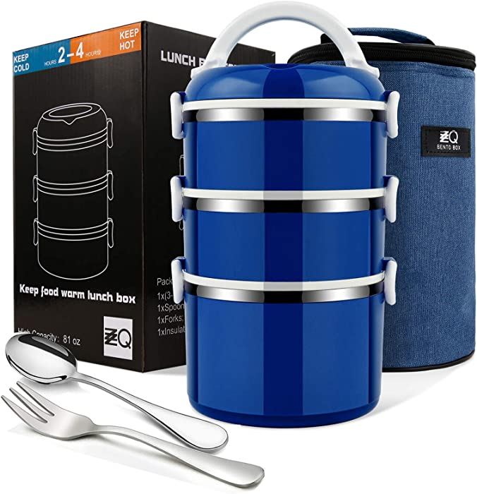 Top 10 Stainless Steel Food Storage Insulated Lunch Box