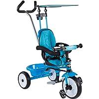 Kraft D XG-18819-9W/ B Basic İtmeli Bisiklet, Mavi