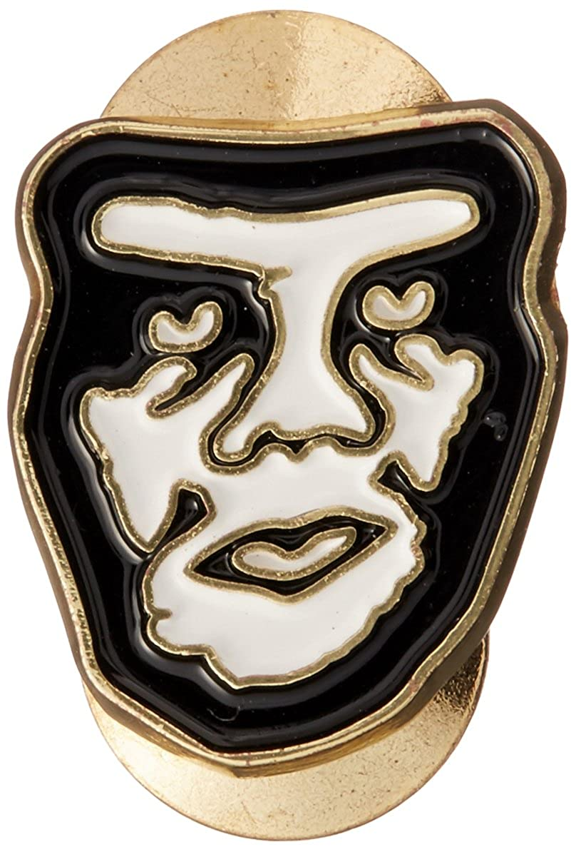 OBEY Men's Creeper Pin OBEY Men's Creeper Pin White One Size OBEY Apparel
