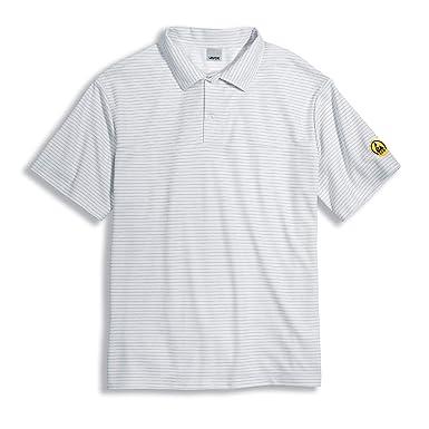finest selection 0f296 65161 Uvex ESD Arbeitsshirt - Weißes Poloshirt für Herren: Amazon ...
