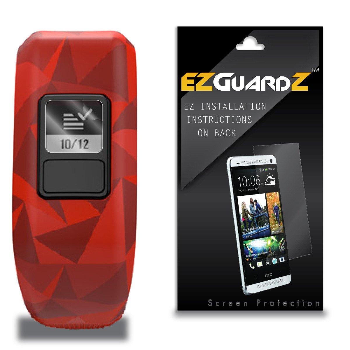 (6-Pack) EZGuardZ Screen Protector for Garmin VivoFit Jr (Ultra Clear)