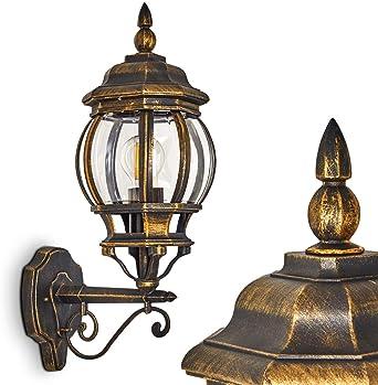 Chandelier blanc extérieur chandelier wegeleuchte jardin Luminaire extérieur Lampe Lampadaire