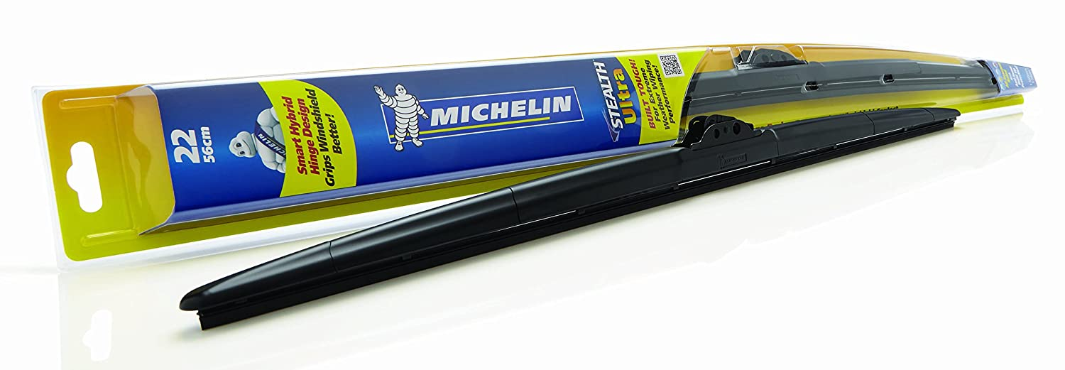 24 Pack of 1 Michelin 8524 Stealth Ultra Windshield Wiper Blade with Smart Technology