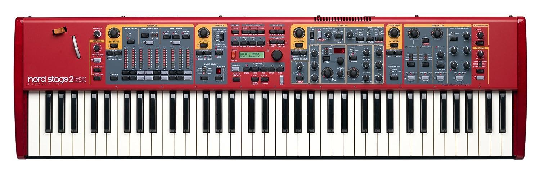 Teclado de escenario con aftertouch. 73 teclas semipesadas.: Amazon.es: Instrumentos musicales
