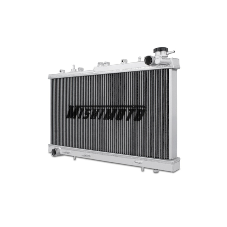Mishimoto MMRAD-SEN-91SR Sentra w//SR20 Performance Aluminium Radiator 1991-1999 Manual Silver