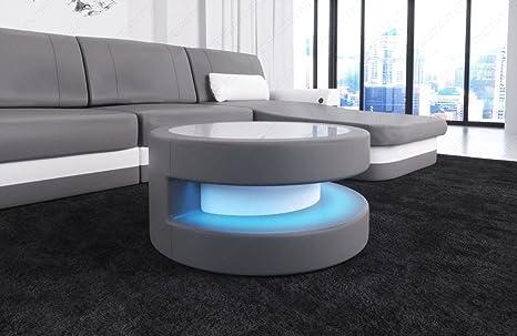 Tavolino In Pelle.Sofa Dreams Moderno Tavolino Da Salotto Modena Pelle Uno