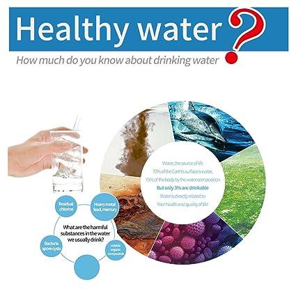 Filtro de agua de repuesto para refrigerador Whirlpool W10295370 ...