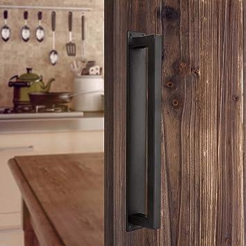 Sliding barn Door Handle Wooden Door Handle 19.6cm