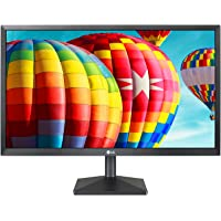 "Monitor LG LED 23.8"" Widescreen, Full HD, IPS, HDMI - 24MK430H"