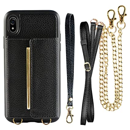 iphone xr purse phone case