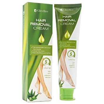 Amazon Com Hair Removal Cream Skin Friendly Painless Flawless