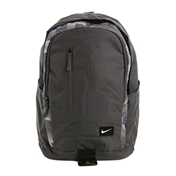 Nike All Access Soleday-Sol - Mochila para hombre, color gris/negro/blanco (anthracite/black/white), talla única: Amazon.es: Zapatos y complementos