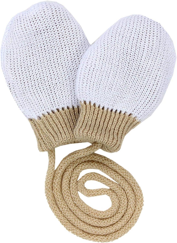 TupTam Baby Unisex F/äustlinge Winter Handschuhe Gestrickt