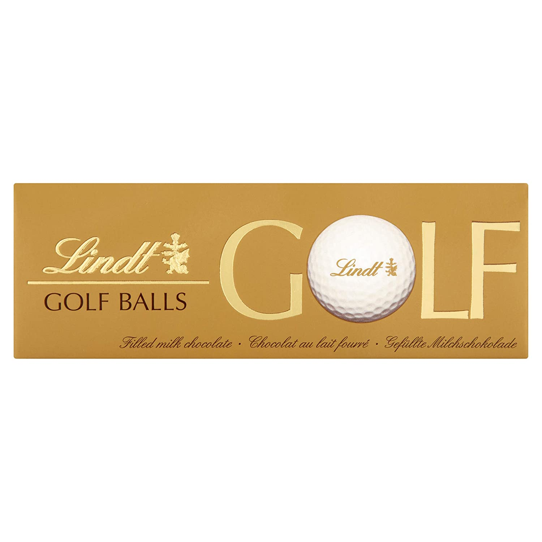 Lindt Pelotas De Golf 110g Chocolate Con Leche (Paquete de 2 ...