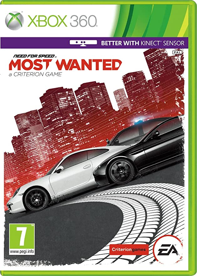 Need For Sd Most Wanted [Importación Inglesa]: microsoft ... Xbox Steering Wheel Fuse on