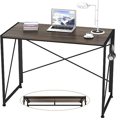Engriy Folding Computer Desk