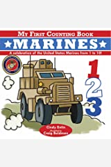 My First Counting Book: Marines Kindle Edition