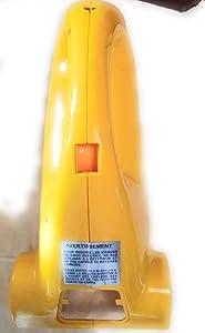 Eureka 58A Bagless Hand Vac Part-01793, 01794 Main Housing Left Right Panels, Yellow