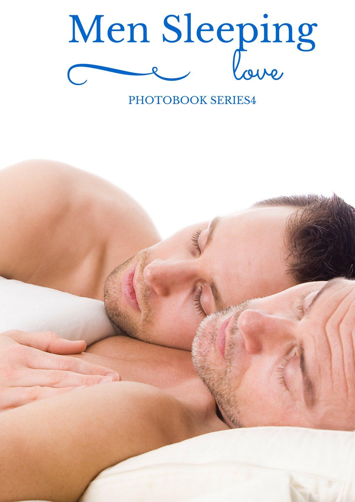 Men Sleeping (Photo Book) Series 4 por Missy Metta
