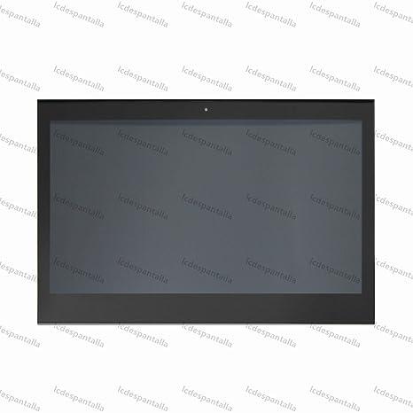 FTDLCD® 13.3 Inch HD+ LCD Pantanlla Táctil Digitalizador Asamblea + Marco Reemplazo de Portátil Computadora