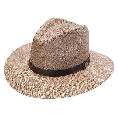 Stetson Straw TSCFTB-0330 Mens Coffee Tab Hats 2f13ee8f74c