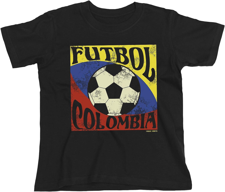 buzz shirts NIÑOS O NIÑAS Camiseta Futbol Colombia Copa Mundial ...