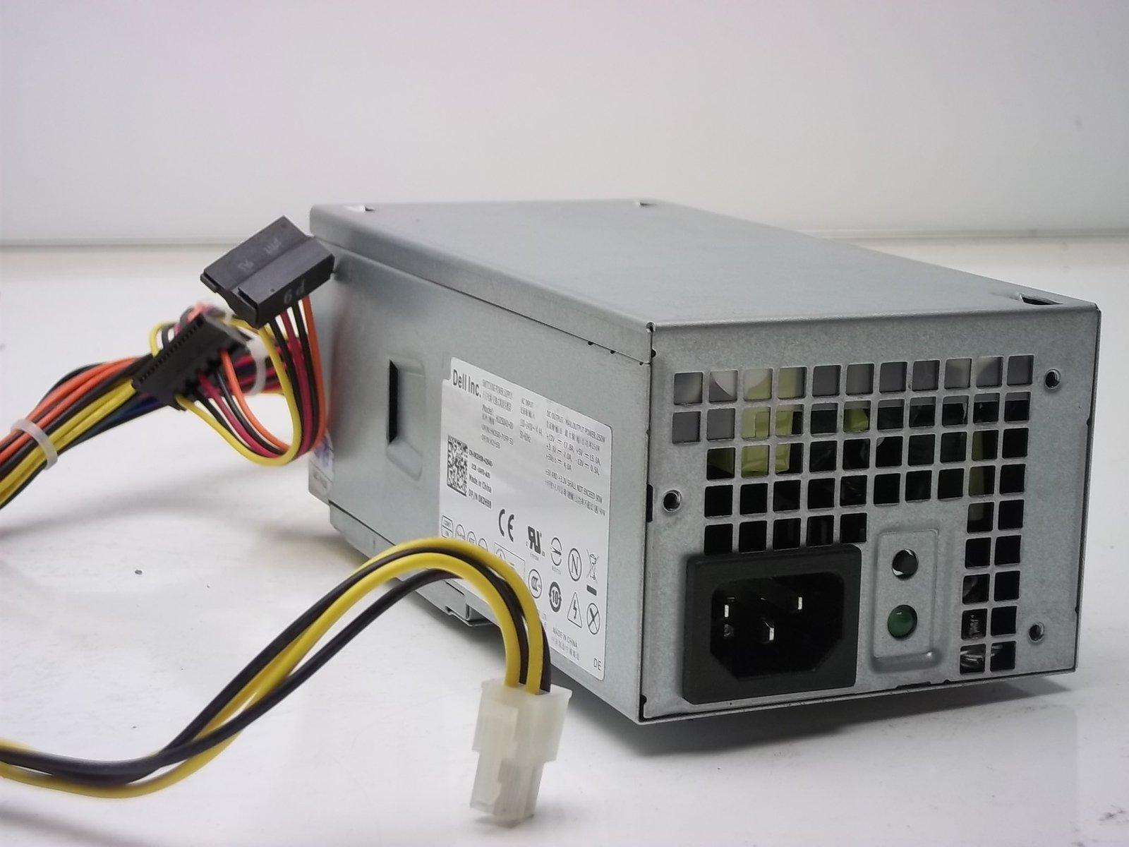 77GHN K2H58- PSU 250W Switching Delta D250AD-01 DELL Optiplex 7010 Small Desktop
