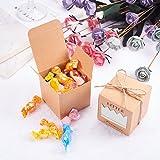 PH PandaHall 24sets Kraft Gift Boxes Princess