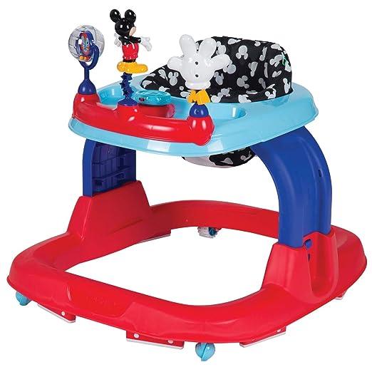 Qiaoden - Bandeja de Actividades para bebé, diseño de Mickey ...