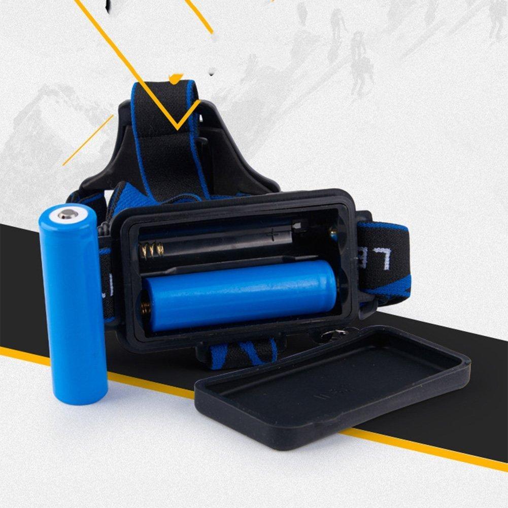 ELLANM Faros De Los Faros Super Brillante Brillante Brillante USB Telescópico Recargable Enfoque Impermeable Cómodo Modo De Atenuación Super Brillante 1000 Lúmenes Para Ciclismo Escalada En Bicicleta Camping 87d820