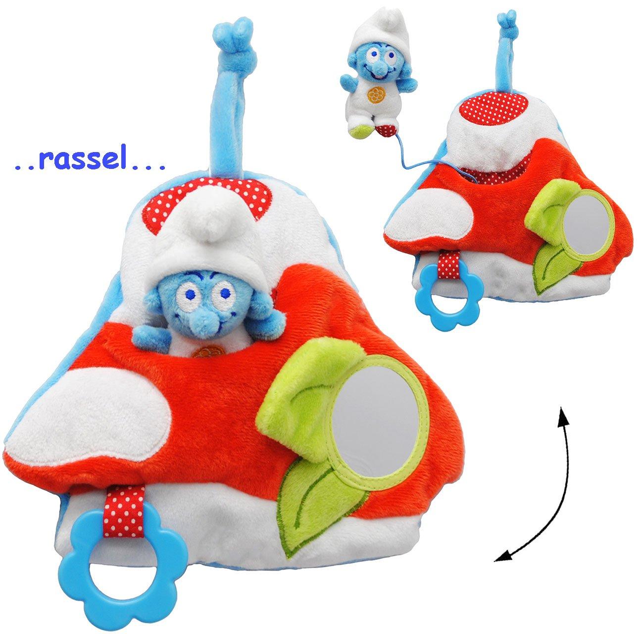 alles-meine.de GmbH 3-D Effekt _ Activity Baby & Kleinkind - Spielzeug - die Schlümpfe / Schlump..
