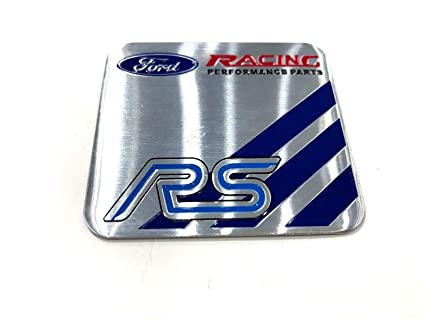 Ford Racing Performance Parts >> Amazon Com Ford St Racing Performance Parts Logo Emblem Accessories