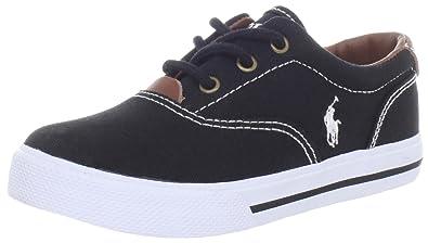 8b38594e598 Polo Ralph Lauren Kids Vaughn Lace-Up Sneaker (Toddler Little Kid Big