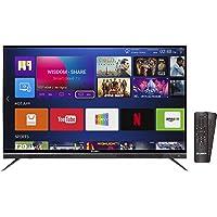 Shinco 165 cm (65 Inches) 4K UHD Smart LED TV S65QHDR10 (Black) (2019 model)
