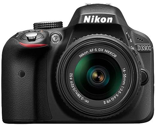 115 opinioni per Nikon Reflex D3300 KIT 17-55 VRII Fotocamera , plastica, 1 Obiettivo Incluso, Af